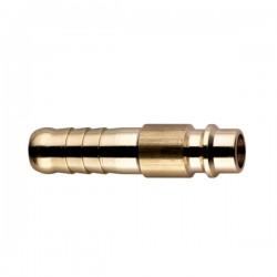METABO - Brza spojnica za zrak s priključkom za crijevo - 9 mm