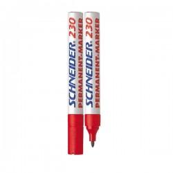 SCHNEIDER 230 crveni, debljina linije 1-3mm