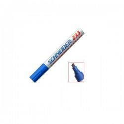Schneider 233 plavi, debljina linije 1-5 mm