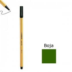 Flomaster STABILO point 88 debljine 0,4  tamno zelena