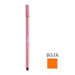 Stabilo flomaster Pen 68, boja cigle, 0.8mm