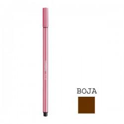 Stabilo flomaster Pen 68, tamno smeđi, 0.8mm