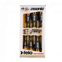 FELO ERGONIC - Set odvijača 400 - 5kom