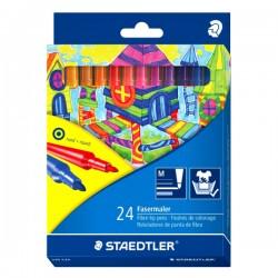 STAEDTLER - Flomasteri - 24