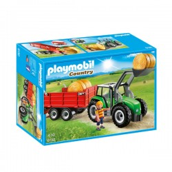 PLAYMOBIL Country - Tractor & Trailer