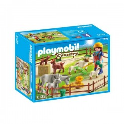 PLAYMOBIL Country - Farm Animal Pen
