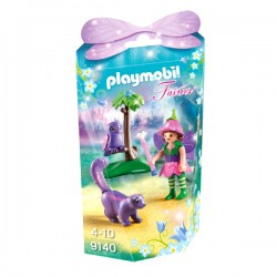 PLAYMOBIL Fairies - Fairy Girl with Animal Friends