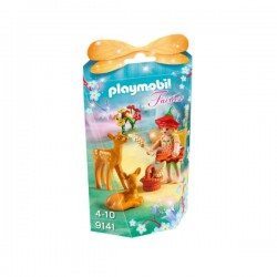 PLAYMOBIL Fairies - Fairy Girl with Fawns