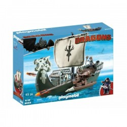 PLAYMOBIL DreamWorks - Dragons - Dragov brod