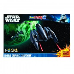 Revell Star Wars General Grievous Starfighter plastična maketa 21.1cm