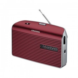 GRUNDIG Music - Radio BOY60 / Crveni