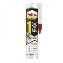 PATTEX - One For All - Crystal - Montažno ljepilo - 290 g