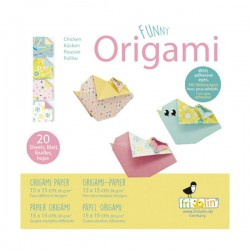 FUNNY ORIGAMI - 15x15 - Pile