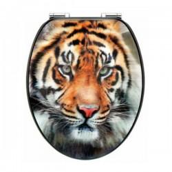Daska za WC školjku Tigar 3D
