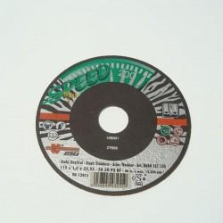 REZNA PLOČA ZA METAL 115x1.0x22.3mm  5A 60 P3 BF
