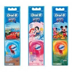 Rezervne glave za četkicu za zube Braun Oral-B rotirajuću dječju 2kom