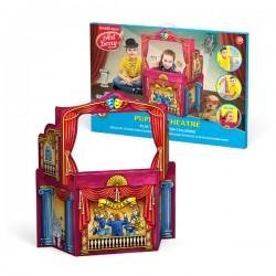 ArtBerry® - Erich Krause - Puppet Theatre - Dječja kućica za bojanje