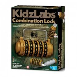 KidzLabs Combination Lock