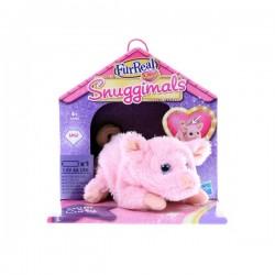 FurReal Snuggimals plišana svinja na baterije