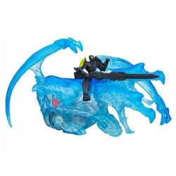 Transformers Bumblebee & Strafe igračka 18cm