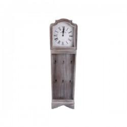 Zidni sat + Ormarić za ključeve