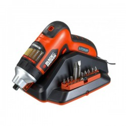 BLACK&DECKER - Aku odvijač - AS36LN