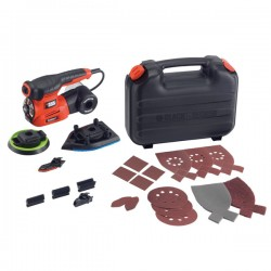 Black & Decker Ekscentrična brusilica  KA280 240V Autoselect 4-u-1 Multi Sander
