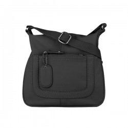 Samsonite Park Small Flat Crossover Black