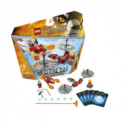 LEGO Legends of Chima - Schorching Blades - Speedorz