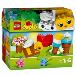 Lego Duplo kreativni kovčeg