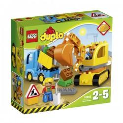 LEGO Duplo - Excavator