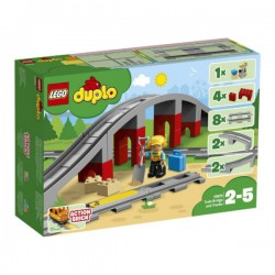 LEGO Duplo - Train Bridge and Tracks
