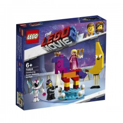 LEGO The Lego Movie - Introducing Queen Watevra Wa'Nabi