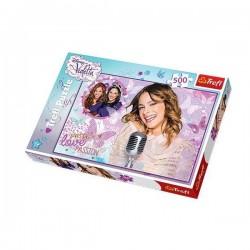 Puzzle Disney Violetta Trefl 500 kom