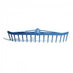 PVC grablje, 16 zubaca