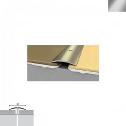 Aluminijska lajsna prijelazna 90cmx28mm srebrna