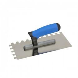 KUBALA - Gleter s zubcima - 130 x 270 mm - 12 x 12 mm
