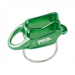 PETZL - Reverso - Spuštalica - Zelena