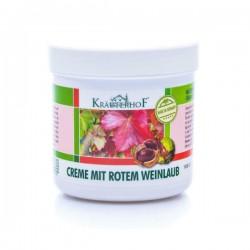 Krauterhof - Krema s ekstraktom vinove loze i divljeg kestena - 250 ml