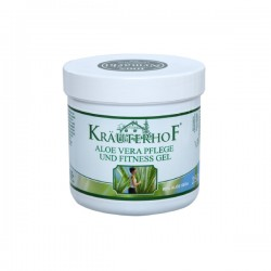 Krauterhof - Aloe Vera - Fitness gel - 250 ml