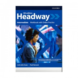 Liz & John Soars, Paul Hancock: Headway - Intermediate - Workbook with Online Practice - 5th edition