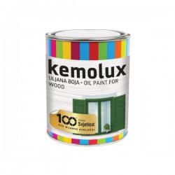 KEMOLUX - Uljana boja - RAL 6005 / Zelena