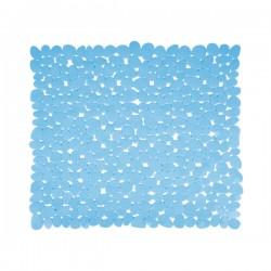 MSV - Neklizajuća podloga za tuš ili kadu - Plava - 53 x 53 cm