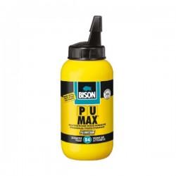 BISON - PU Max - Poliuretansko ljepilo za drvo - 250 g