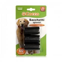 COCCO - Vrećice za pseći izmet - 3 role