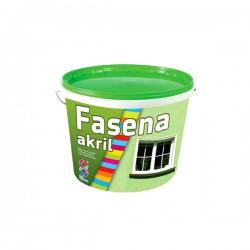 FASENA Akril - Boja za fasadu - Bijela - 10 L