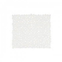 MSV - Neklizajuća podloga za tuš ili kadu - Bijela - 53 x 53 cm