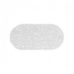 MSV - Neklizajuća podloga za tuš ili kadu - Bijela - 35 x 68 cm