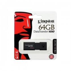 KINGSTON - DataTraveler 100 - USB 3.0 - 64 GB