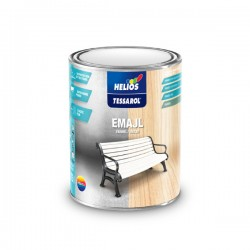 TESSAROL - Emajl - Bijeli - 0,75 L